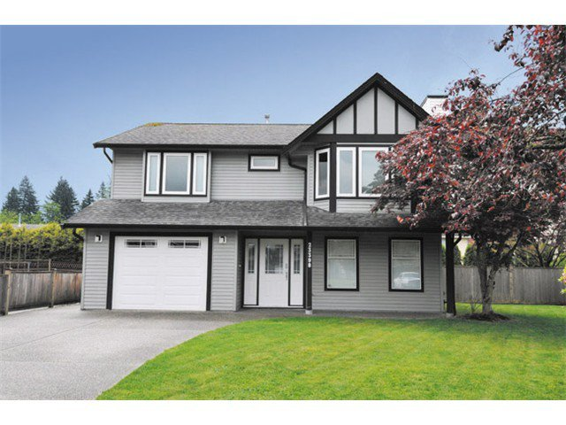 Main Photo: 23398 WHIPPOORWILL AV in Maple Ridge: Cottonwood MR House for sale : MLS®# V1035199