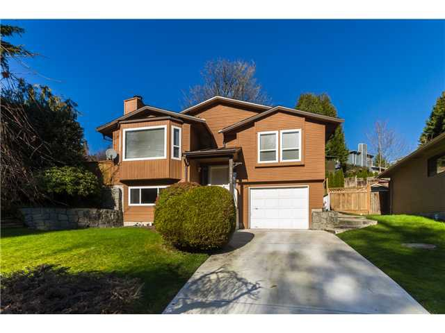 Main Photo: 1277 FALCON Drive in Coquitlam: Upper Eagle Ridge House for sale : MLS®# V1107288
