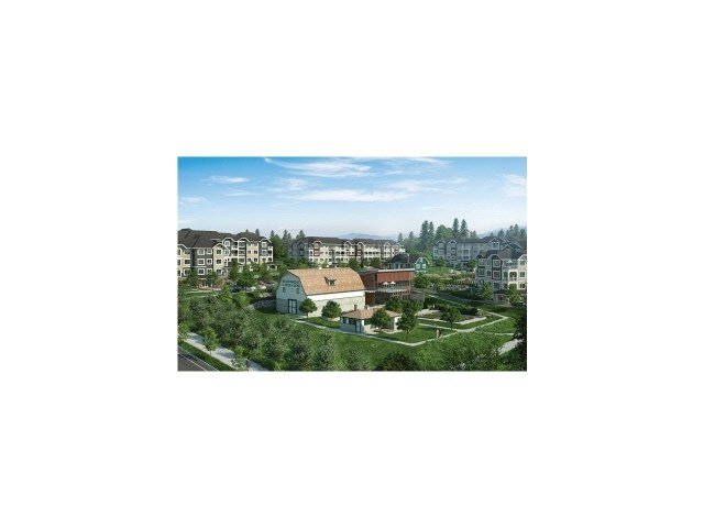 """Main Photo: 311 16390 64 Avenue in Surrey: Cloverdale BC Condo for sale in """"The Ridge At Bose Farms"""" (Cloverdale)  : MLS®# F1437072"""
