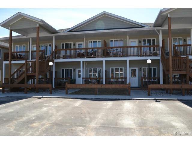 Main Photo: 35 Lilac Place in NIVERVILLE: Glenlea / Ste. Agathe / St. Adolphe / Grande Pointe / Ile des Chenes / Vermette / Niverville Condominium for sale (Winnipeg area)  : MLS®# 1509875