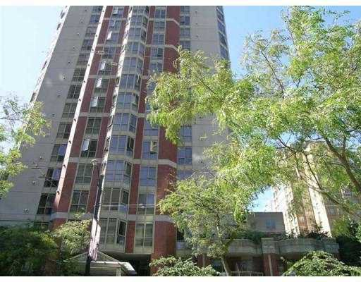 """Main Photo: 867 HAMILTON Street in Vancouver: Downtown VW Condo for sale in """"JARDINE LOOKOUT"""" (Vancouver West)  : MLS®# V610517"""