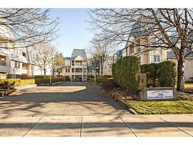 Main Photo: 211 295 SCHOOLHOUSE Street in Coquitlam: Maillardville Condo for sale : MLS®# V1127689