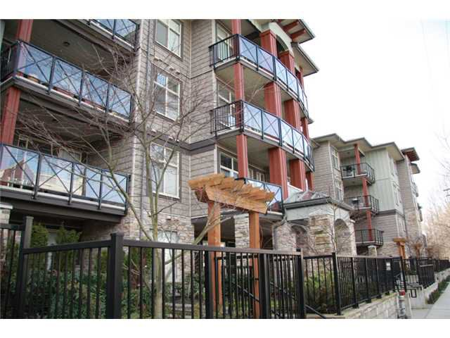 Main Photo: # 413 2336 WHYTE AV in : Central Pt Coquitlam Condo for sale : MLS®# V934498