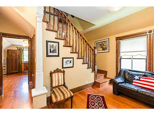 """Photo 14: Photos: 321 QUEENS Avenue in New Westminster: Queens Park House for sale in """"QUEEN'S PARK"""" : MLS®# V1131865"""
