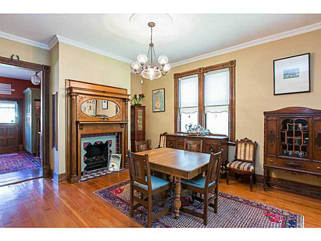 """Photo 10: Photos: 321 QUEENS Avenue in New Westminster: Queens Park House for sale in """"QUEEN'S PARK"""" : MLS®# V1131865"""