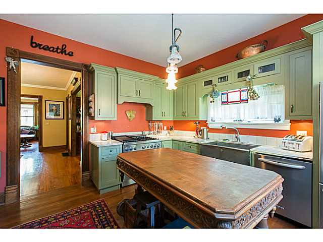 """Photo 8: Photos: 321 QUEENS Avenue in New Westminster: Queens Park House for sale in """"QUEEN'S PARK"""" : MLS®# V1131865"""