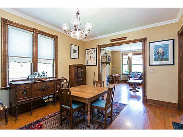 """Photo 5: Photos: 321 QUEENS Avenue in New Westminster: Queens Park House for sale in """"QUEEN'S PARK"""" : MLS®# V1131865"""
