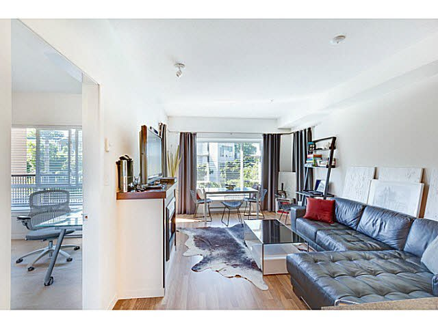 """Main Photo: 205 2478 WELCHER Avenue in Port Coquitlam: Central Pt Coquitlam Condo for sale in """"HARMONY"""" : MLS®# V1136601"""