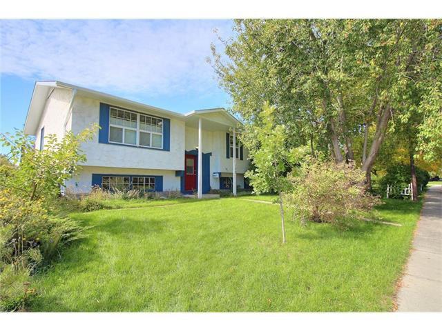 Main Photo: 155 QUEENSLAND Road SE in Calgary: Queensland House for sale : MLS®# C4031617