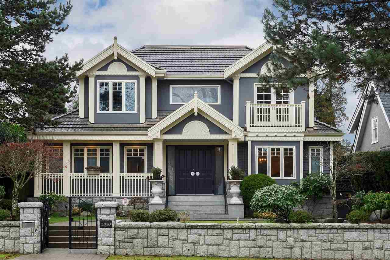 Main Photo: 5850 CARTIER Street in Vancouver: South Granville House for sale (Vancouver West)  : MLS®# R2025857