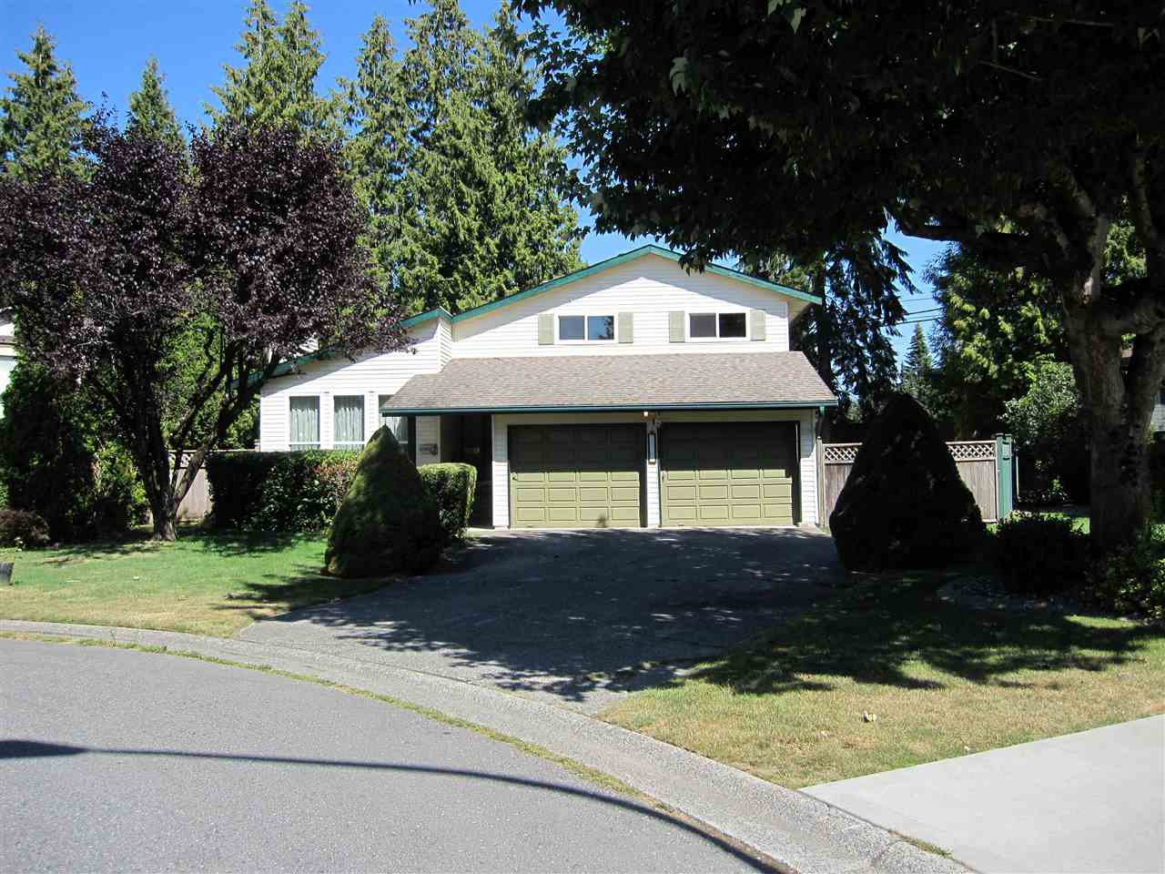 Main Photo: 21155 CUTLER Place in Maple Ridge: Southwest Maple Ridge House for sale : MLS®# R2101980
