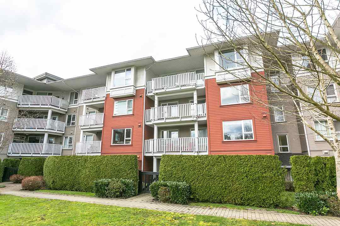 "Main Photo: 314 4723 DAWSON Street in Burnaby: Brentwood Park Condo for sale in ""COLLAGE BY POLYGON"" (Burnaby North)  : MLS®# R2149992"