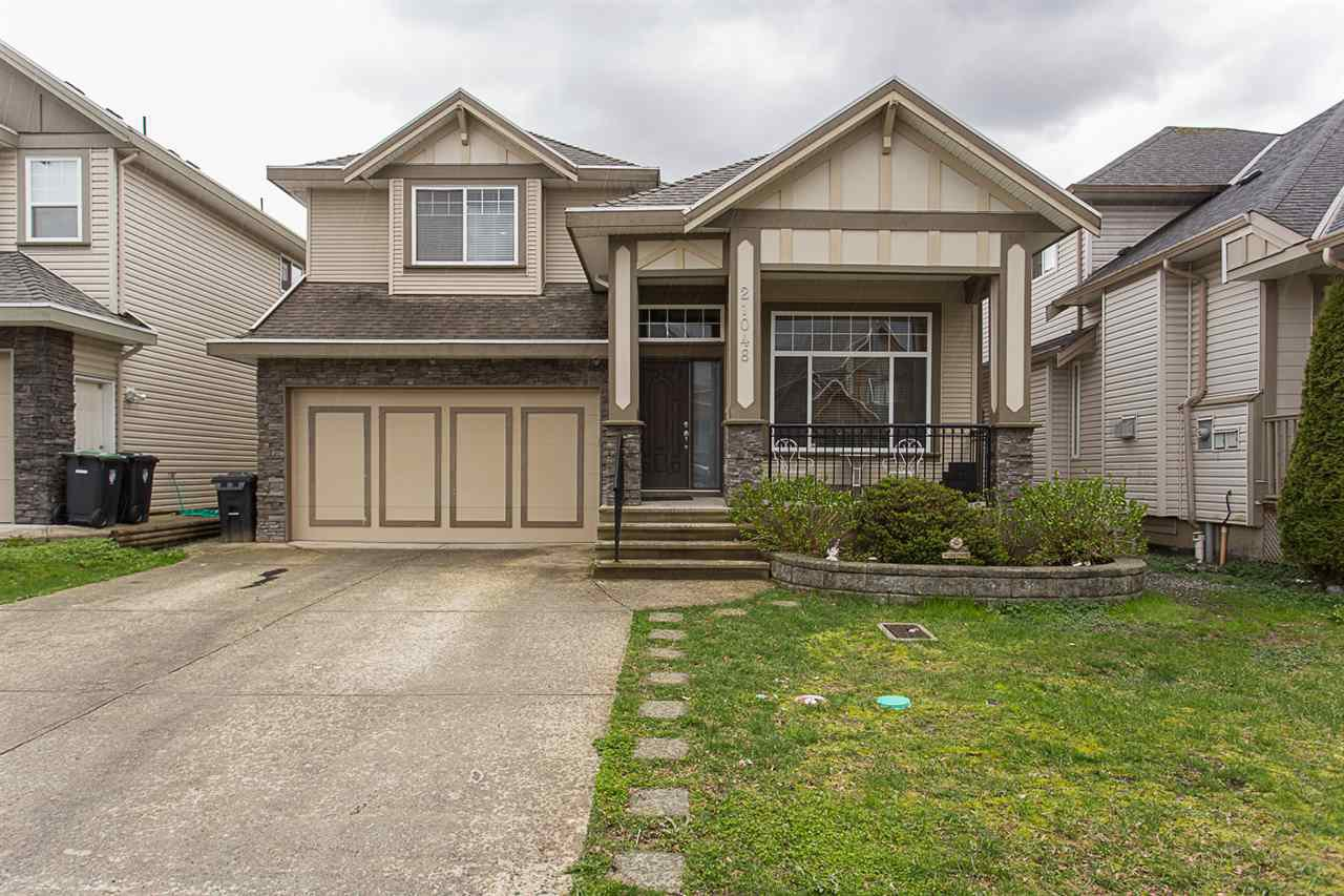 "Main Photo: 21048 84 Avenue in Langley: Willoughby Heights House for sale in ""YORKSON CREEK"" : MLS®# R2156101"