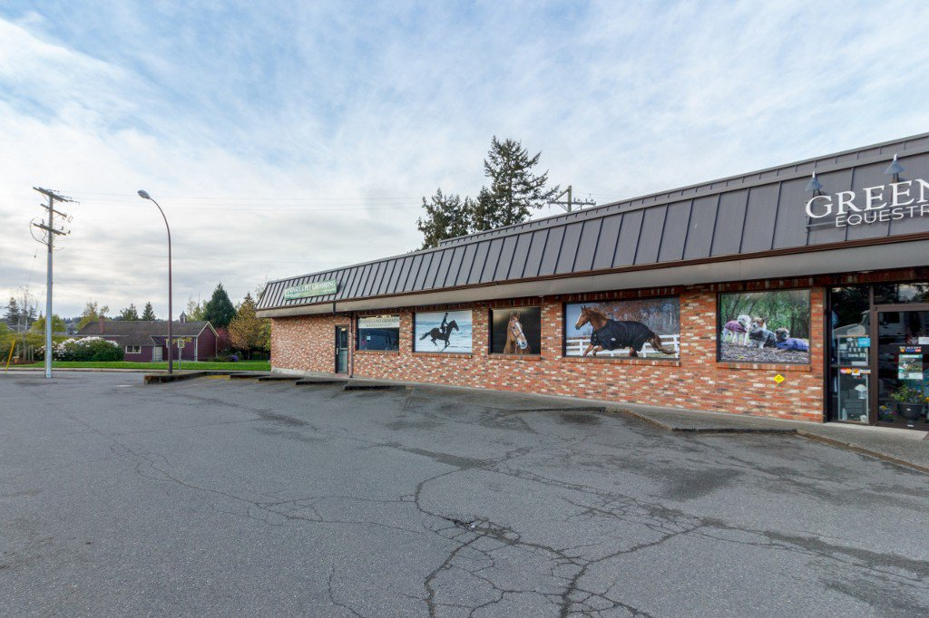 Main Photo: 7154 West Saanich Road in BRENTWOOD BAY: CS Brentwood Bay Business for sale (Central Saanich)  : MLS®# 377890