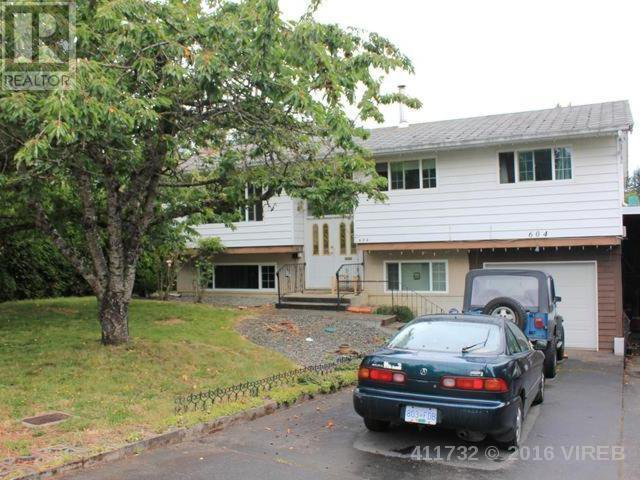 Main Photo: 604 7 Th Street in Nanaimo: House for sale : MLS®# 411732