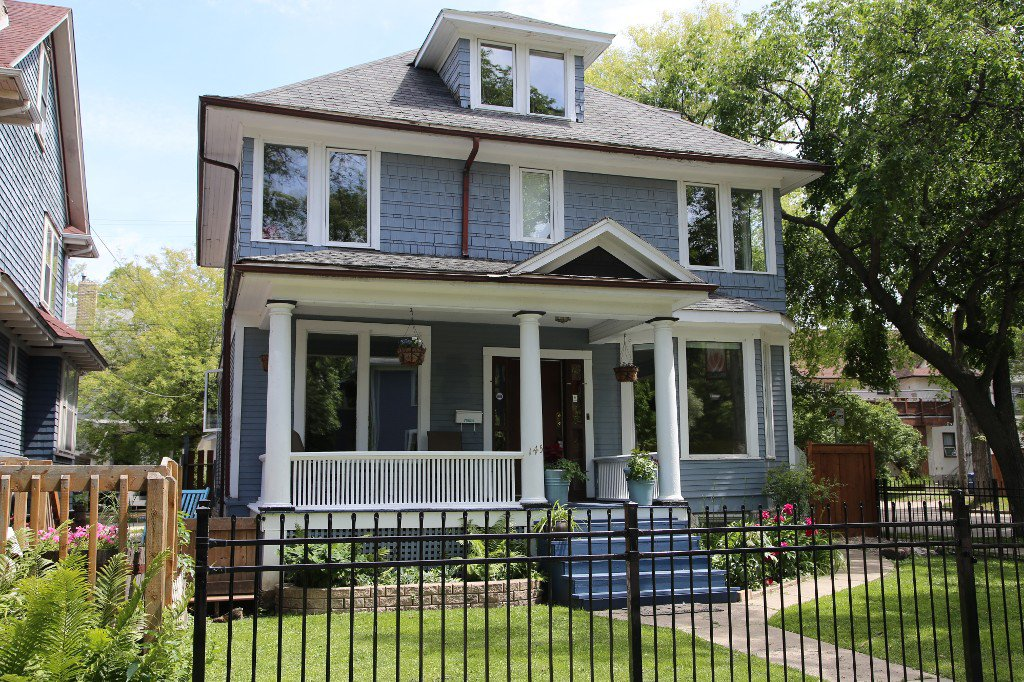Photo 31: Photos: 145 Canora Street in Winnipeg: Wolseley Single Family Detached for sale (5B)  : MLS®# 1716861