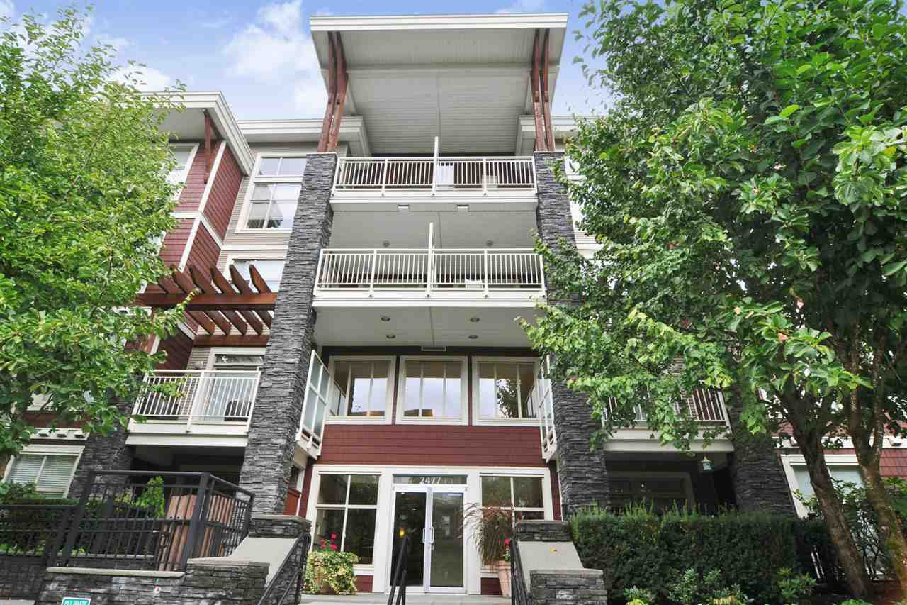 Main Photo: 202 2477 KELLY Avenue in Port Coquitlam: Central Pt Coquitlam Condo for sale : MLS®# R2207265