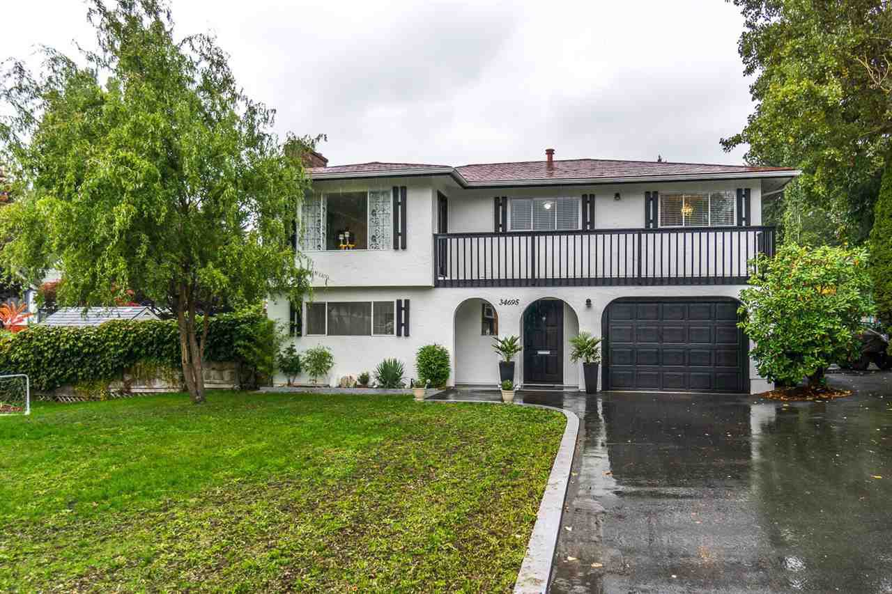 Main Photo: 34695 MILA Street in Abbotsford: Abbotsford East House for sale : MLS®# R2215307
