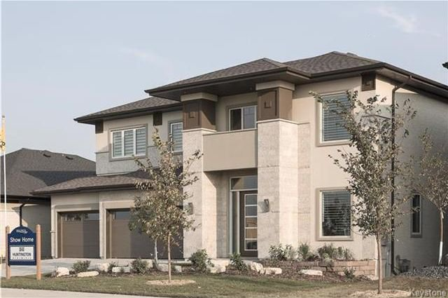 Main Photo: 28 Willow Brook Road in Winnipeg: Bridgwater Lakes Residential for sale (1R)  : MLS®# 1801345