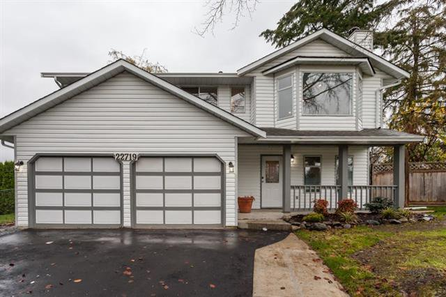 Main Photo: 22719 KENDRICK PLACE in Maple Ridge: East Central House for sale : MLS®# R2135318