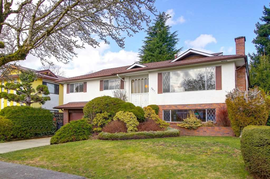 Main Photo: 3411 E 52ND Avenue in Vancouver: Killarney VE House for sale (Vancouver East)  : MLS®# R2243209