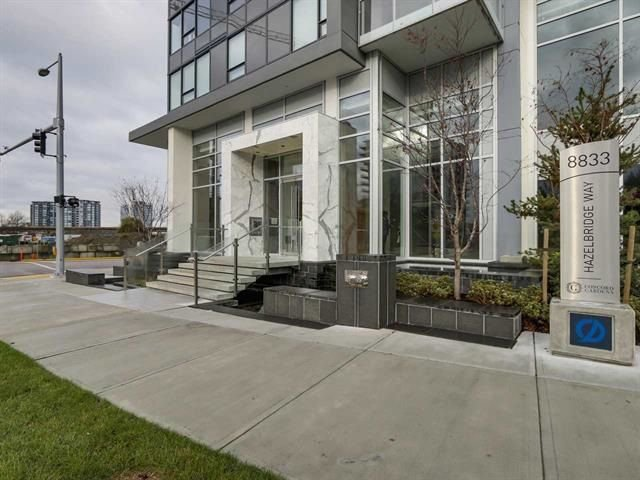 Main Photo: 706 8833 HAZELBRIDGE Way in Richmond: West Cambie Condo for sale : MLS®# R2266719