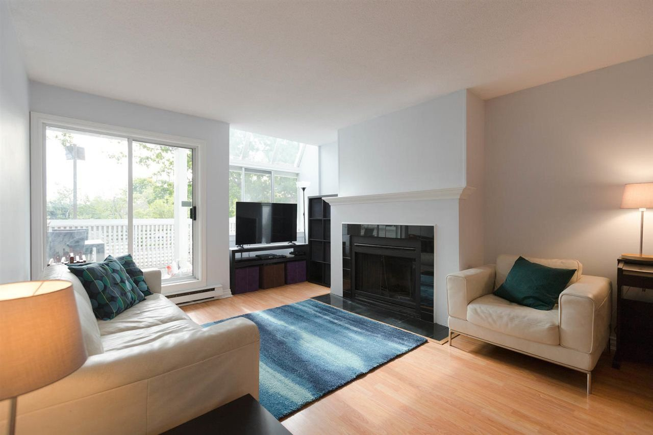 """Main Photo: 120 7751 MINORU Boulevard in Richmond: Brighouse South Condo for sale in """"CANTERBURY COURT"""" : MLS®# R2273101"""