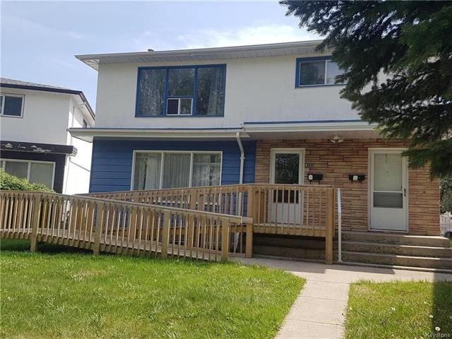 Main Photo: 129 Clyde Road in Winnipeg: East Elmwood Residential for sale (3B)  : MLS®# 1814001