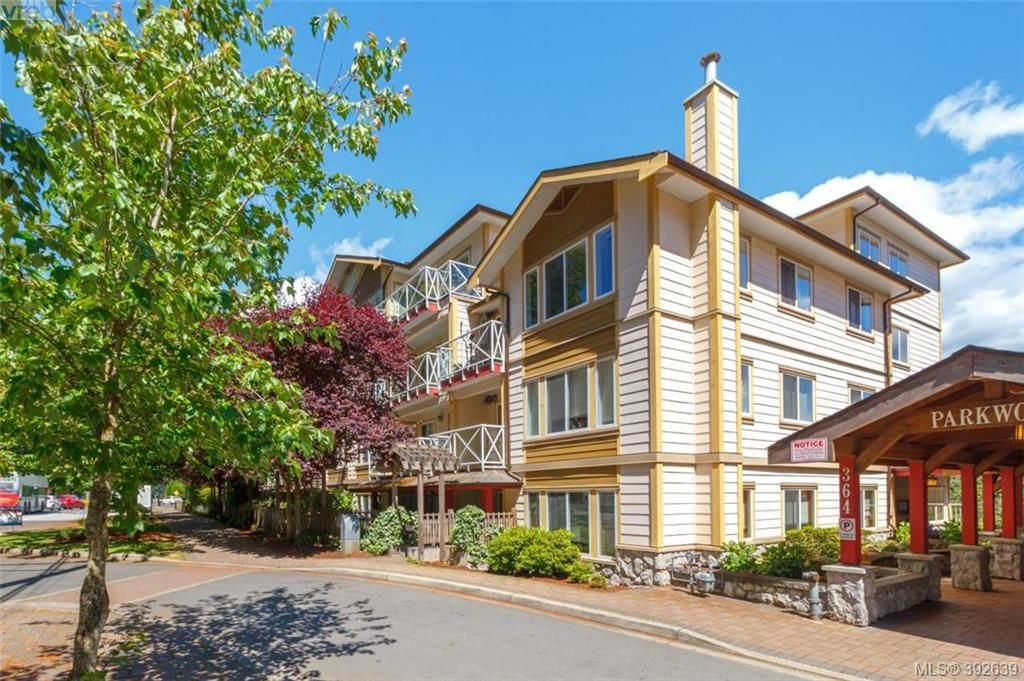 Main Photo: 109 364 Goldstream Ave in VICTORIA: Co Colwood Corners Condo for sale (Colwood)  : MLS®# 789104