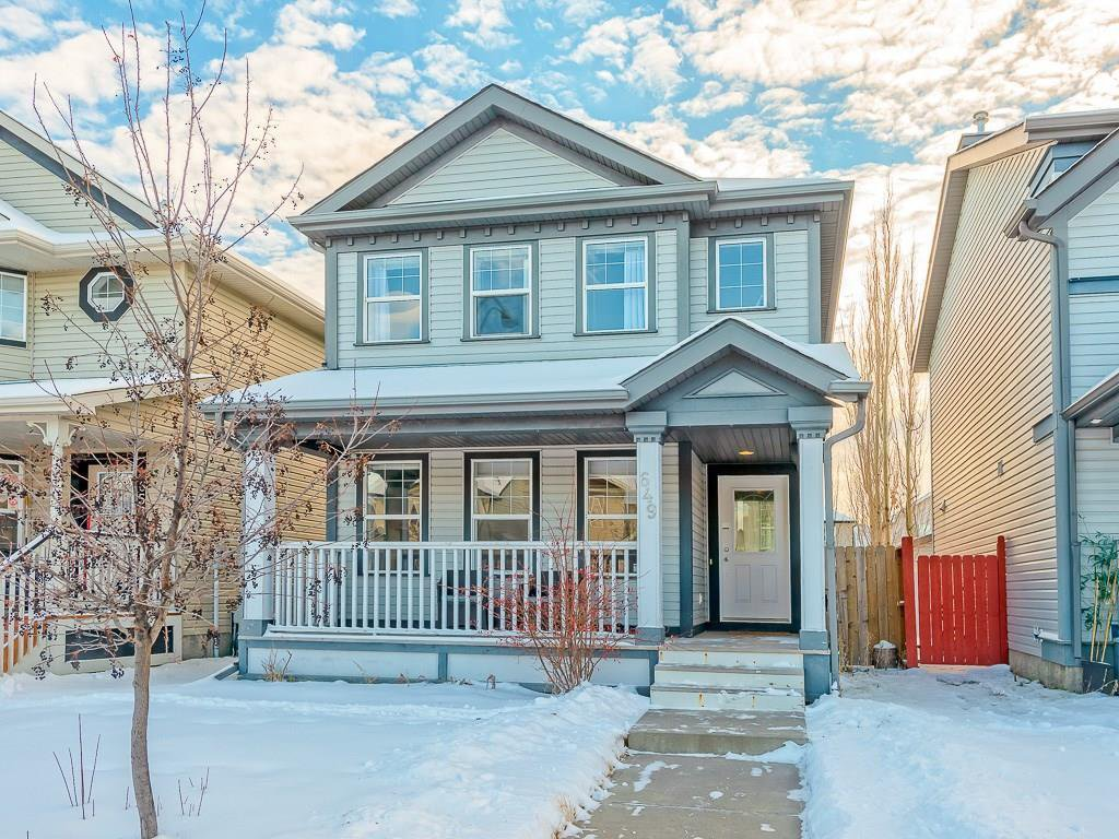 Main Photo: 649 EVERMEADOW Road SW in Calgary: Evergreen Detached for sale : MLS®# C4219450