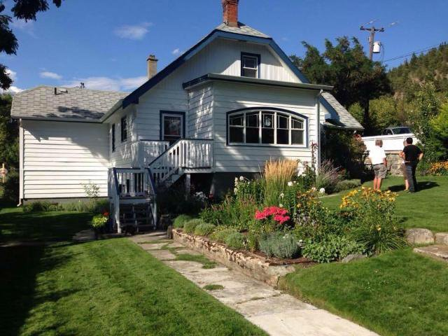 Main Photo: 636 STATION ROAD: Lytton House for sale (South West)  : MLS®# 149632