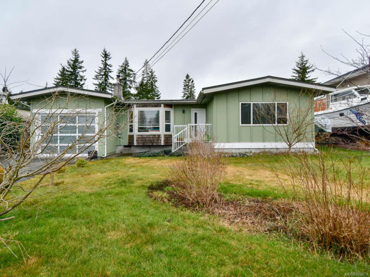 Main Photo: 3971 CRAIG ROAD in CAMPBELL RIVER: CR Campbell River South House for sale (Campbell River)  : MLS®# 808474