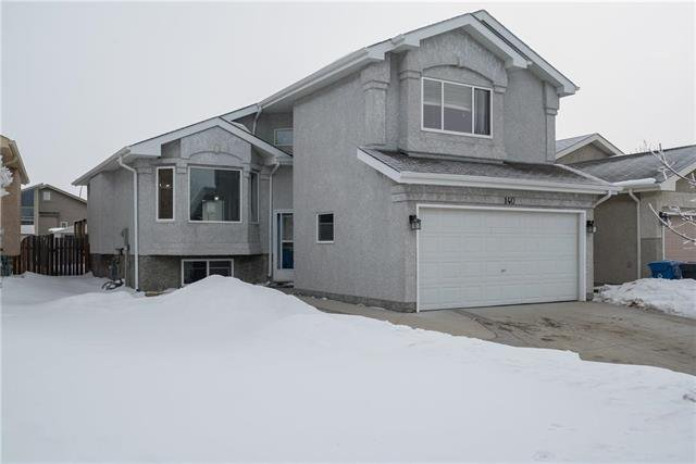 Main Photo: 140 William Gibson Bay in Winnipeg: Canterbury Park Residential for sale (3M)  : MLS®# 1905929