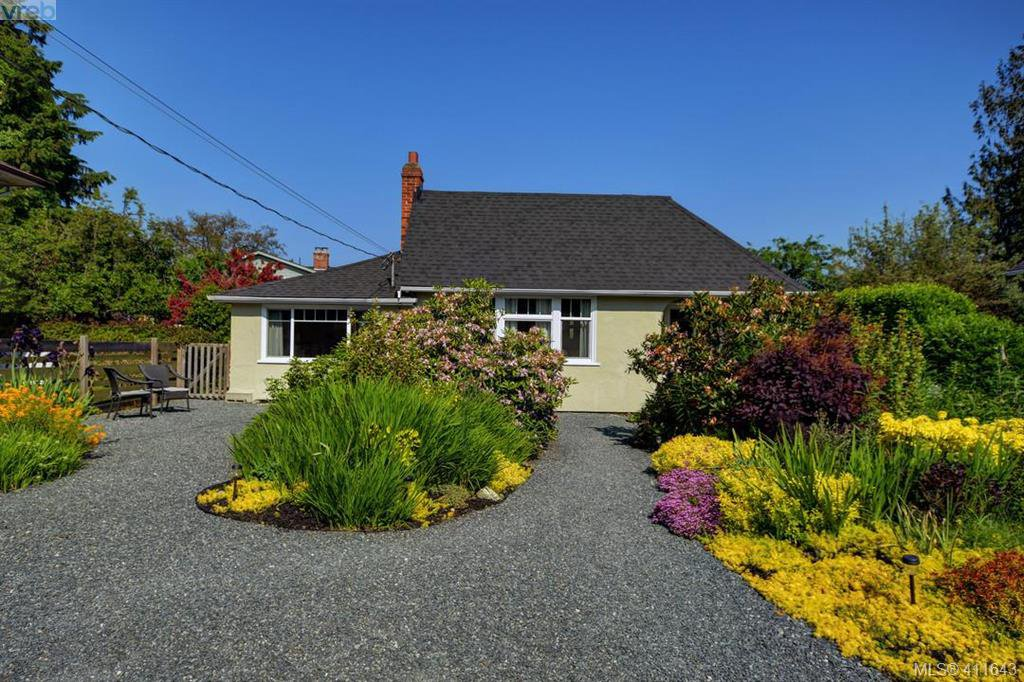 Main Photo: 3131 Kingsley Street in VICTORIA: SE Camosun Single Family Detached for sale (Saanich East)  : MLS®# 411643