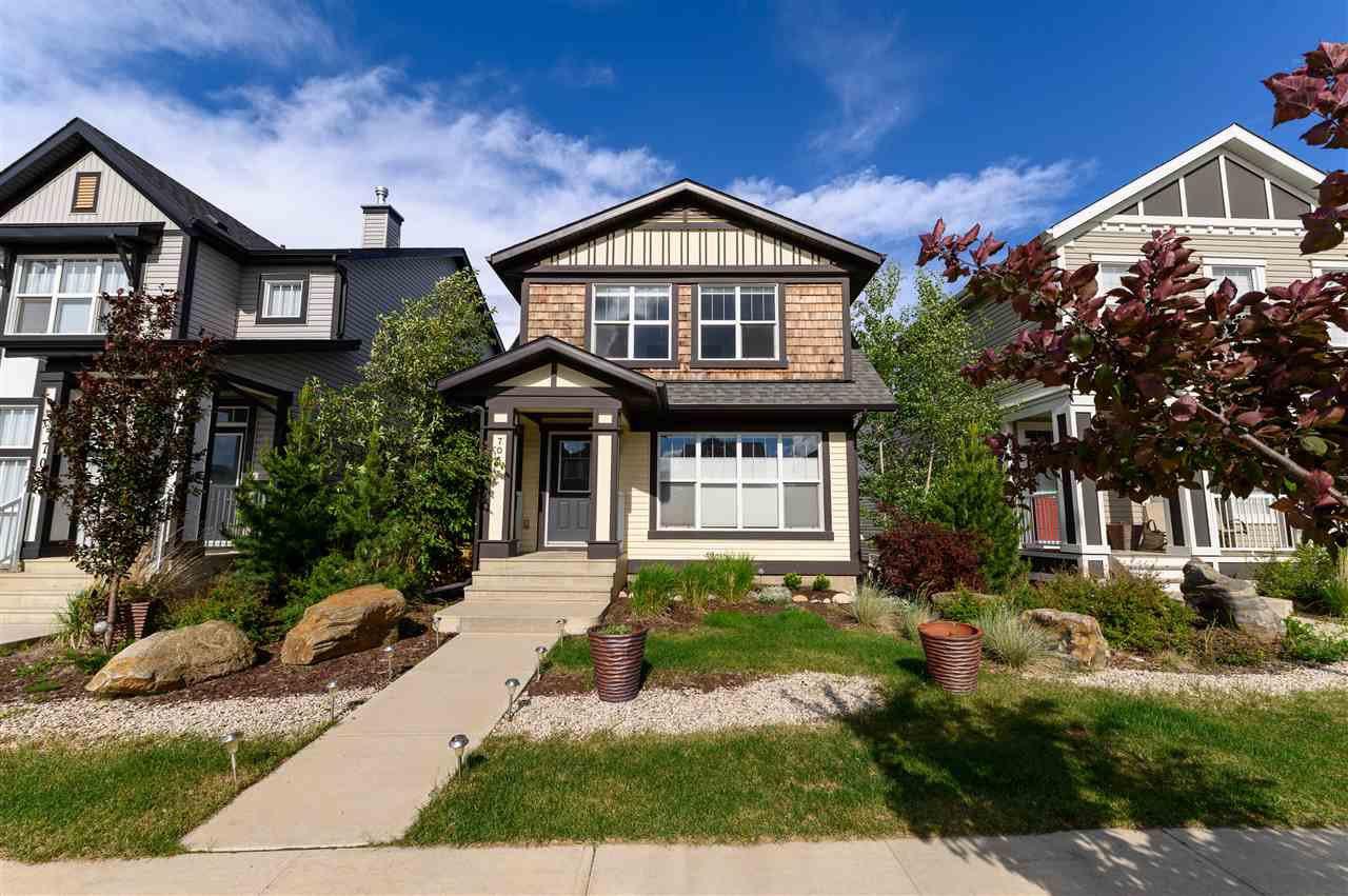 Main Photo: 705 SECORD Boulevard in Edmonton: Zone 58 House for sale : MLS®# E4179717