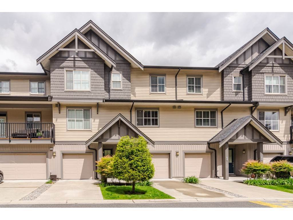 "Main Photo: 97 9525 204 Street in Langley: Walnut Grove Townhouse for sale in ""TIME"" : MLS®# R2458220"