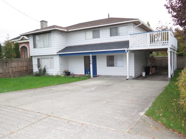Main Photo: 4080 WILLIAMS ROAD in Richmond: Steveston North House for sale ()  : MLS®# R2009058