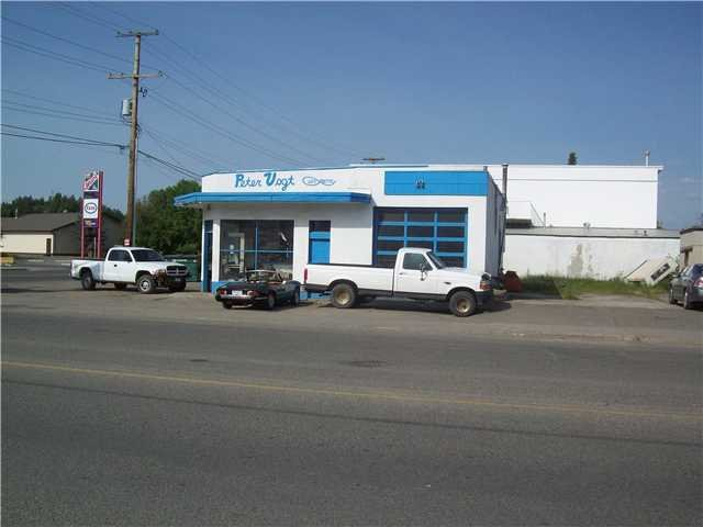 Main Photo: 290 ANDERSON Drive in Quesnel: Quesnel - Town Business with Property for sale (Quesnel (Zone 28))  : MLS®# C8033278
