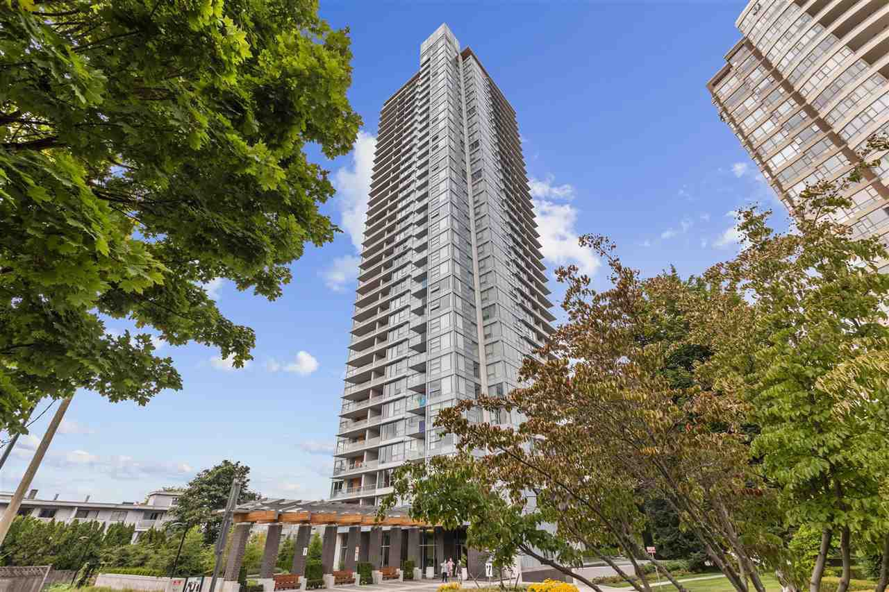 """Main Photo: 3502 5883 BARKER Avenue in Burnaby: Metrotown Condo for sale in """"ALDYNNE ON PARK"""" (Burnaby South)  : MLS®# R2507437"""