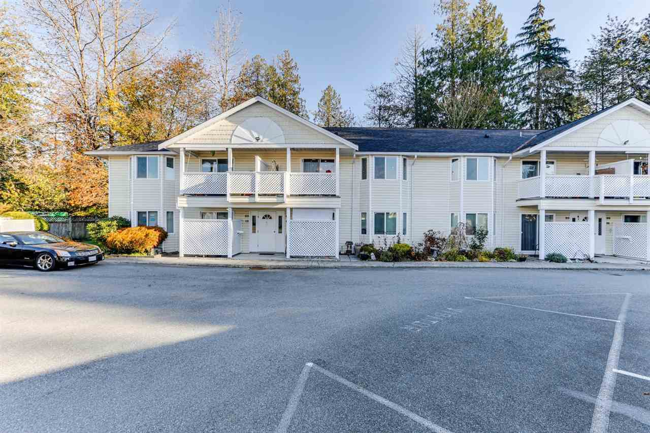 Main Photo: 24 20799 119 Avenue in Maple Ridge: Southwest Maple Ridge Townhouse for sale : MLS®# R2514814