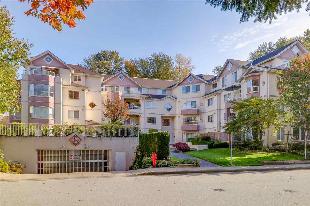 """Main Photo: 204 2620 JANE Street in Port Coquitlam: Central Pt Coquitlam Condo for sale in """"JANE GARDEN"""" : MLS®# R2528624"""