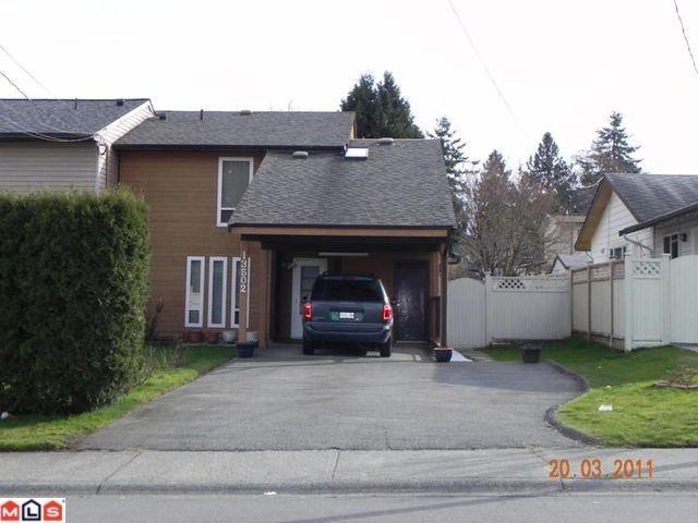 Main Photo: 13502 79A Avenue in Surrey: West Newton House 1/2 Duplex for sale : MLS®# F1107554
