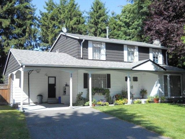 Main Photo: 6831 CAMSELL in Richmond: Granville House for sale : MLS®# V903848