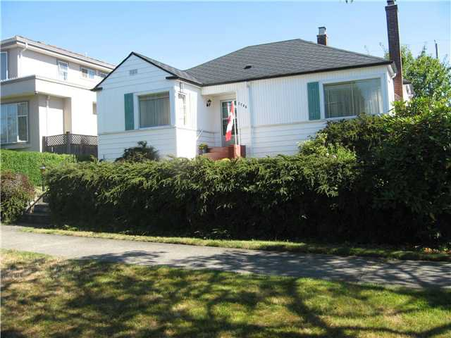 Main Photo: 7706 FRENCH Street in Vancouver: Marpole House for sale (Vancouver West)  : MLS®# V909268