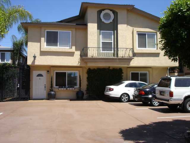 Main Photo: NORTH PARK Home for rent : 1 bedrooms : 3747 32nd in San Diego