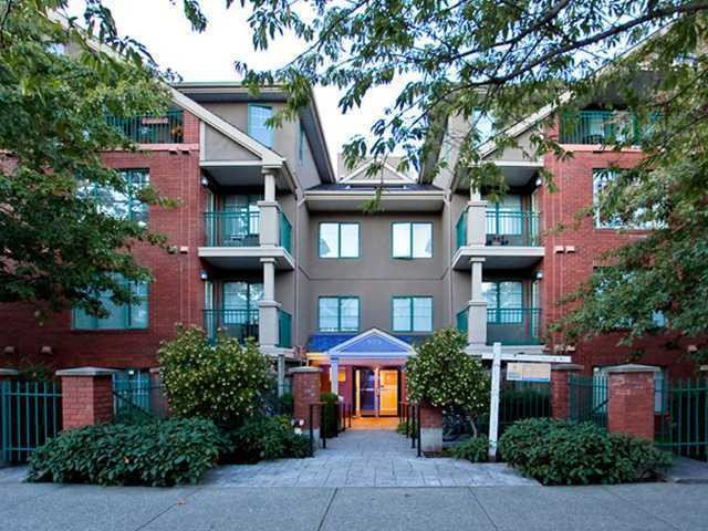Main Photo: 307 929 W 16TH Avenue in Vancouver: Fairview VW Condo for sale (Vancouver West)  : MLS®# V998753