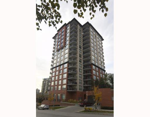Main Photo: 1501 833 Agnes Street in New Westminister: Downtown NW Condo for sale (New Westminster)  : MLS®# V793920
