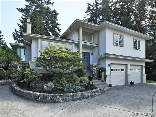 Main Photo: 6651 Trudeau Terr in BRENTWOOD BAY: CS Brentwood Bay Single Family Detached for sale (Central Saanich)  : MLS®# 659608