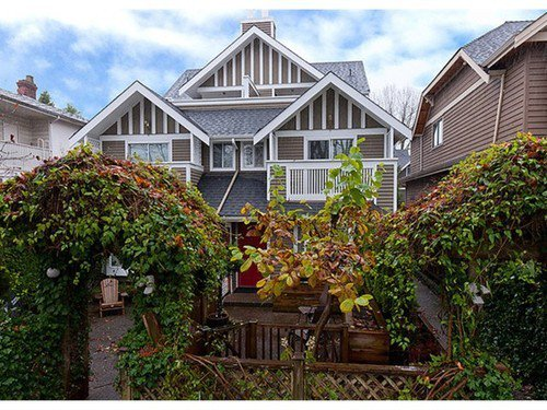Photo 1: Photos: 2355 8TH Ave W in Vancouver West: Kitsilano Home for sale ()  : MLS®# V981007