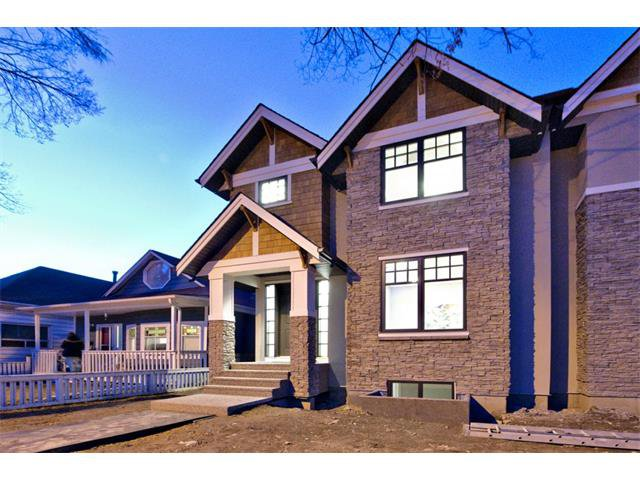 Main Photo: 712 19 Avenue NW in Calgary: Mount Pleasant House for sale : MLS®# C3656389